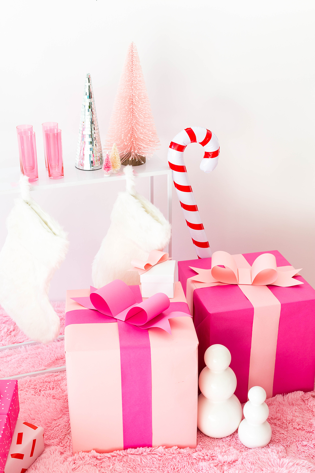 Im Dreaming Of A Pink Christmas Party
